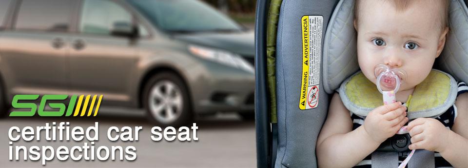 Ready Set Baby Sasktoon Car Seat Inspection